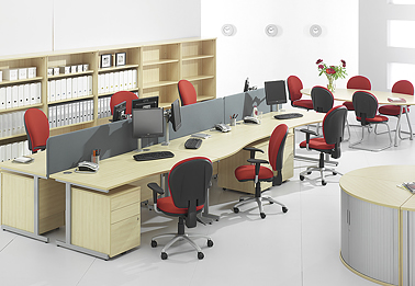 Aspen Office Furniture Aberdeen