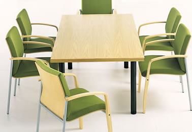 Board Room Table with Mantis Office ChairOffice Furniture Board Room Table and Ergonomic Conference Chair  . Meeting Room Table And Chairs Uk. Home Design Ideas